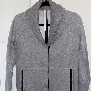 Lulu Lemon Sweatshirt Cardigan/Wrap